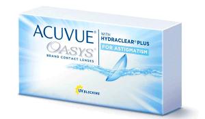 Купить двухнедельные контактные линзы acuvue oasys в Киеве, Одессе, Запорожье, Львове