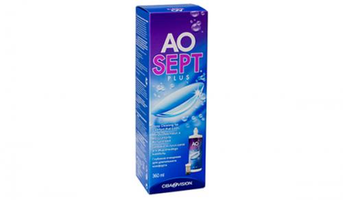AOSept plus HydraGlyde (Alcon)