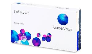 Tviy-Zir - контактные линзы непрерывного срока ношения Украина Купить Biofinity XR в Киеве, Одессе