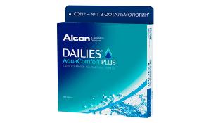 Купить Focus DAILIES AquaComfort Plus в Киеве, Запорожье, Одессе,Бердянске с доставкой