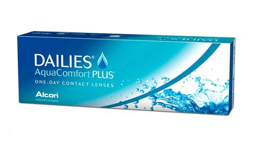 Купить Focus DAILIES AquaComfort Plus в Киеве, Запорожье, Одессе, Бердянске с доставкой