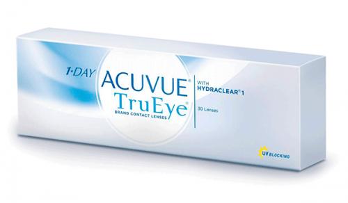 Tviy-Zir Acuvue TruEye - купить однодневные контактные линзы в Днепре