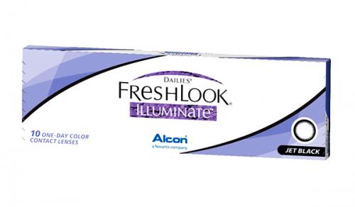 Купить цветные контактные линзы FreshLook Illuminate с доставкой в Бердянске, Мелитополе, Днепре, Кировограде
