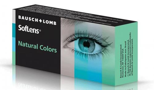 Купить цветные контактные линзы Soflens Natural Colors в Украине – Киев, Харьков, Одесса, Днепр, Запорожье с доставкой
