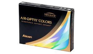 Купить цветные контактные линзы Alcon Air Optix в Украине – Киев, Харьков, Одесса, Днепр, Запорожье с доставкой