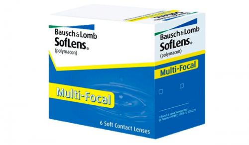 Купить месячные контактные линзы Soflens Multi-Focal в Киеве, Одессе, Запорожье, Львове