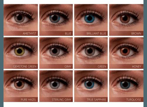 Купить цветные контактные линзы Freshlook Colorblends в Украине – Киев, Харьков, Одесса, Днепр, Запорожье с доставкой