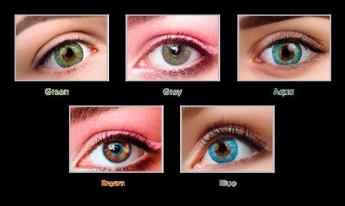 Купить цветные контактные линзы Neo Vision Silicos в Украине – Киев, Харьков, Одесса, Днепр, Запорожье с доставкой