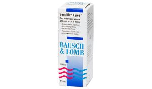Sensitive Eyes (Bausch+Lomb)